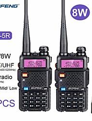 cheap -Baofeng UV-5R Walkie Talkie 10 km Baofeng UV5r CB hunting Radio 5W Version