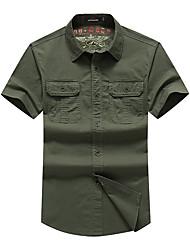 cheap -idwza women fashion cuffed long sleeve striped patchwork button up shirt blouse tops(xl,red)