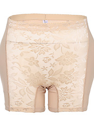 cheap -Women's Buttocks Panties Buttocks Buttocks Padded Fake Butt Panties Breathable Flat-angle Thin Summer Detachable Body Sculpting Sponge