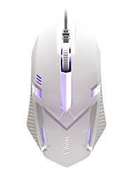 cheap -notebook computer distribution office business usb wired luminous computer mouse   cute mouse