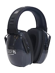 cheap -Ear Protector Shooting Earmuff Safety Professional Cool Breathable Multifunction ABS for Men's Military / Tactical Shooting Black