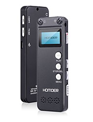 cheap -Digital Voice Recorder USB Professional Dictaphone Voice Recorder with MP3 Player Voice Activated Recorder with Rechargeable Stereo HD Recording Voice Recorder for Lectures