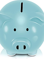 cheap -Piggy Bank / Money Bank Cute Pig 1 pcs Gift Home Decor Ceramic For Kid's Adults' Boys and Girls