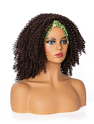 cheap -new hair band wigs european and american wigs medium and long curly hair african small curly hair wigs manufacturers supply