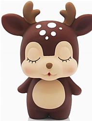 cheap -Piggy Bank / Money Bank Cute Deer 1 pcs Gift Home Decor Plastic For Kid's Adults' Boys and Girls