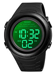 cheap -SKMEI Men's Sport Watch Digital Digital Sporty Stylish Calendar / date / day Chronograph Alarm Clock / One Year / Silicone