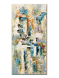 cheap -Mintura Large Size Hand Painted Abstract Oil Painting On Canvas Modern Art Wall Picture For Home Decoration (Rolled Canvas without Frame)