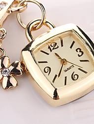 cheap -ladies love bracelet watch quartz steel band watch