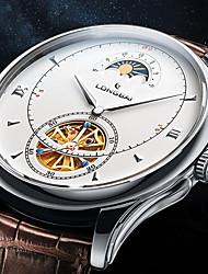cheap -male hollow tourbillon automatic mechanical men's watch stainless steel waterproof