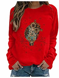 cheap -womens long sleeve tops,women's funny 4d graphic printed crewneck mountain raglan pullover sweater tops shirts