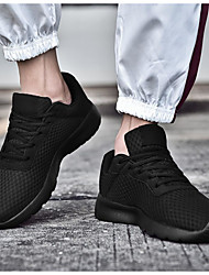 cheap -summer men's small size 35 sports casual shoes 36 flying woven running shoes 37 oversized 45 all black 46 mesh shoes 47