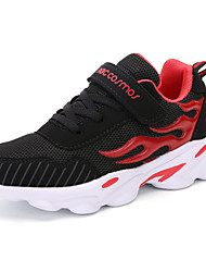 cheap -Boys' Sneakers School Shoes PU Big Kids(7years +) Daily Running Shoes Red Blue Fall Spring