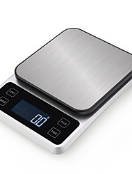 cheap -5g-5kg Portable Auto Off LCD Display Electronic Kitchen Scale Kitchen daily