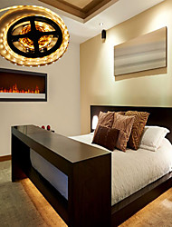 cheap -LED Strip Lights 5m Flexible Tiktok Lights 300 LEDs 2835 SMD Warm White 12 V