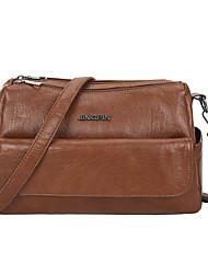 cheap -Women's Bags Crossbody Bag Daily 2021 MessengerBag Black Purple Green Brown