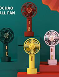 cheap -Mini Fan Portable for Fan Handheld Electric USB rechargeable fan Desktop Air Cooler Outdoor Travel hand fan