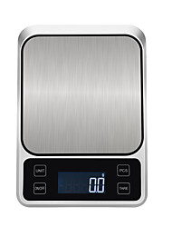 cheap -0.5g-2000g Portable Auto Off LCD Display Electronic Kitchen Scale Kitchen daily