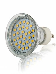 cheap -2.5 W LED Spotlight 200-250 lm GU10 30 LED Beads 2835 SMD Decorative Warm White Natural White White 1-Piece AC 220-240 V