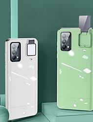 cheap -Phone Case For OPPO Back Cover Reno5 Reno 4 Pro 5G OPPO Reno3 Oppo Reno 4 Reno3Pro5G Shockproof Dustproof Mirror Solid Color PC