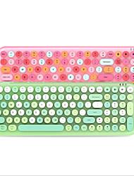 cheap -ferris hand mofi candy-bt wireless bluetooth keyboard mobile phone tablet bluetooth keyboard mouse girl powder