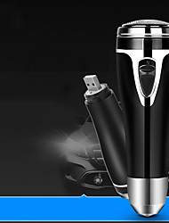 cheap -Electric Shaver Stainless Steel Smart Head Razor Smart USB Electric Razor Home Car For Car Portable 12-24v