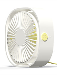 cheap -desktop usb fan portable cooling 3 speed mini fan with 360 rotation adjustable angle for office household traveling