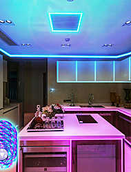 cheap -LED Strip Lights Music Sync 20M RGB 1200LEDs LED Strip 2835 SMD Color Changing LED Strip Light Bluetooth Controller and 40 Key Remote LED Lights for Bedroom Home Party