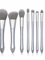 cheap -makeup brush makeup brush set cosmetics make up brushes sets 8 pcs professional make up brush set synthetic foundation blending concealer powder cream cosmetics brush sets