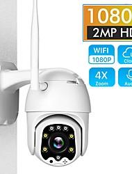 cheap -ip camera 5mp surveillance cameras with wifi pan tilt camera outdoor h.265 2mp 4x digital zoom ai body detection