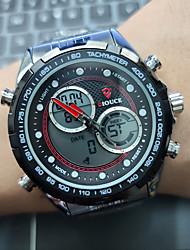 cheap -men's watch multi-function digital quartz automatic waterproof watch