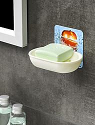 cheap -Bathroom Shelf Wall Hanging Cute Contemporary Plastics Bathroom Shelf