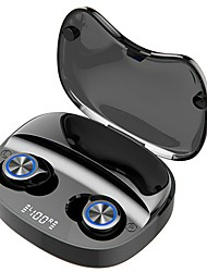 cheap -TW90 True Wireless Headphones TWS Earbuds Bluetooth5.0 Stereo with Charging Box Auto Pairing for Apple Samsung Huawei Xiaomi MI  Mobile Phone