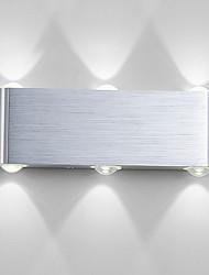cheap -Modern Contemporary Flush Mount wall Lights Aluminum Wall Light 90-240V 1 W