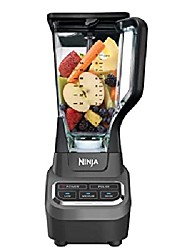 cheap -ninja professional 72 oz worktop mixer with 1000 watt base and total crushing technology for smoothies, ice and frozen fruit (bl610), black