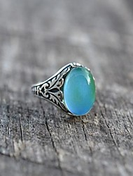 cheap -Ring Fancy Blue Alloy Precious Artistic 1pc 5 6 7 8 9 / Women's