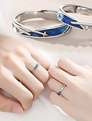 cheap -Ring Mixed Color Alloy Artistic Adjustable / Couple's