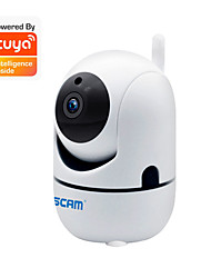 cheap -Tuya Smart Moving Head Camera TY005 Wireless WIFI Home Night Vision Tuya Smart 1080P