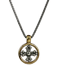 cheap -evil eye necklace greek cross necklace shipwreck necklace pirate coin pendant necklace