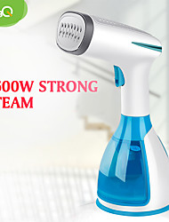 cheap -saengq steam iron garment steamer handheld fabric 1500w travel vertical 280ml mini portable  home travelling for clothes ironing
