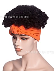 cheap -foreign trade wigs, african women, european and american hot selling short curly hair turban, fake found goods wholesale, cross-border supply manufacturers wholesale