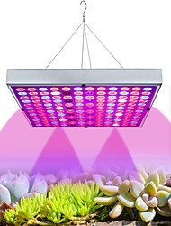 cheap -Plant Growing Light SMD2835 Grow Tent LED 45W Grow Light Full Spectrum Phyto Lamp Red Blue UV IR Lighting For Plants Indoor Lamps Flowers Fitolamp Herb Growing AC110V 220V 230V EU US UK AU Plug