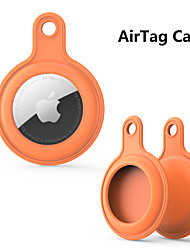 cheap -Silicone Protective Case For Airtags Key Finder Cover Anti-lost Anti-Scratch Protective Sleeve Soft Skin Cover For Apple Airtags Locator Tracker Accessories