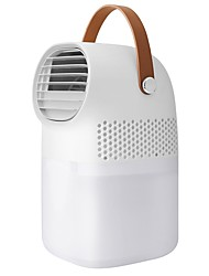 cheap -Mini portable air conditioner humidifier purifier usb air cooler fan desktop small air conditioning