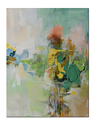 cheap -Oil Painting Hand Painted Abstract Wall Poster Art Home Living Room Decoration Rolled Canvas No Frame Unstretched