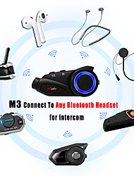 cheap -M2 Bluetooth 5.0 Helmet Headsets Bluetooth Motorcycle