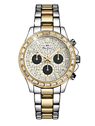 cheap -large plate large full diamond men's watch gold diamond star men's watch