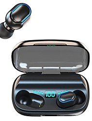 cheap -TWS-T11 True Wireless Headphones TWS Earbuds Bluetooth5.0 Stereo with Charging Box Auto Pairing for Apple Samsung Huawei Xiaomi MI  Mobile Phone