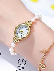 cheap -freshwater pearl watch ins style bracelet strap exquisite quartz female watch