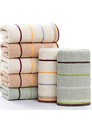 cheap -3Pc Absorbent Bath Towels For Adults Cotton Comfortable Thick Soft Large Shower Towel For Bathroom Pool Beach Gym