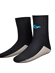cheap -YON SUB Neoprene Socks 5mm Neoprene Anti-Slip Quick Dry Diving Surfing Snorkeling Scuba - for Adults